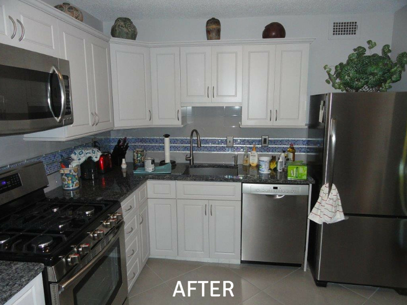 Kitchen Remodeling Pics - After