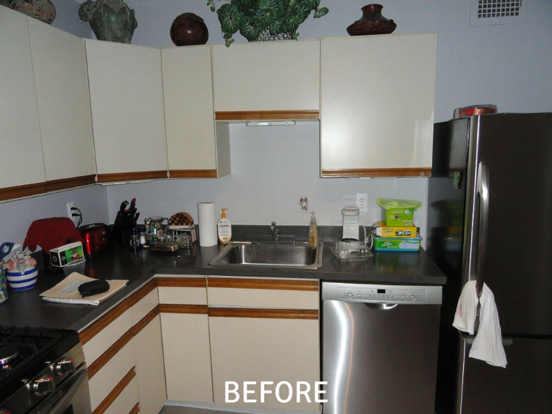 Kitchen Remodeling Pics - Before