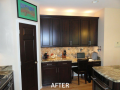 Kitchen Cabinet Refacing - After