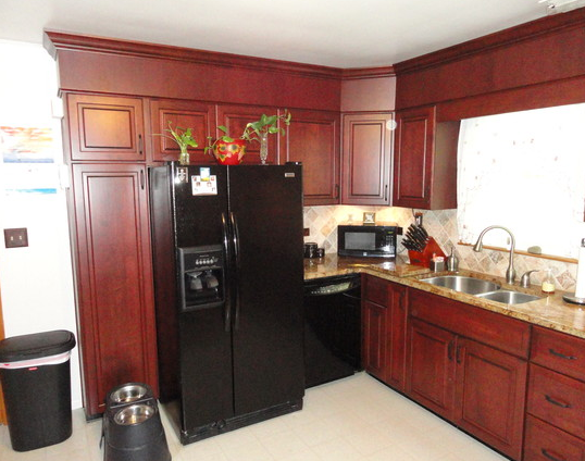 Cabinet Refacing in Maryland