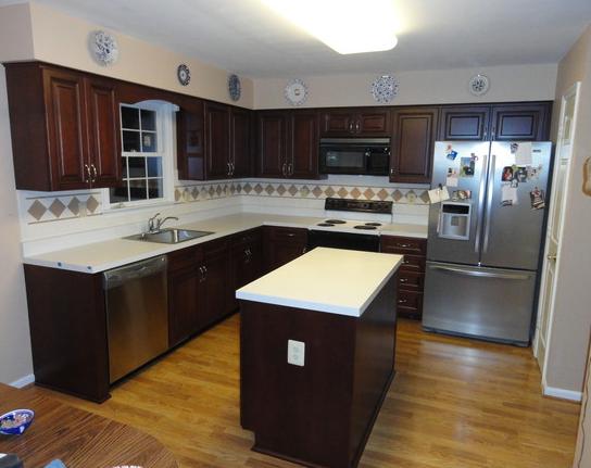 Bathroom Cabinets Maryland cabinet refacing maryland | kitchen & bathroom cabinet refacing