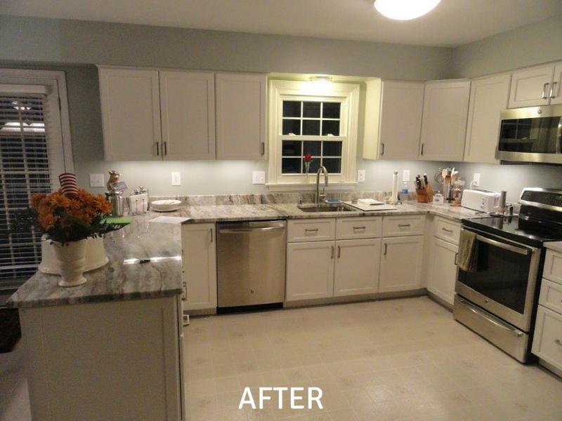 Kitchen Cabinet Resurfacing New Oxford, PA