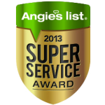 Angie's List Super Service Award 2013 - Westminster, MD