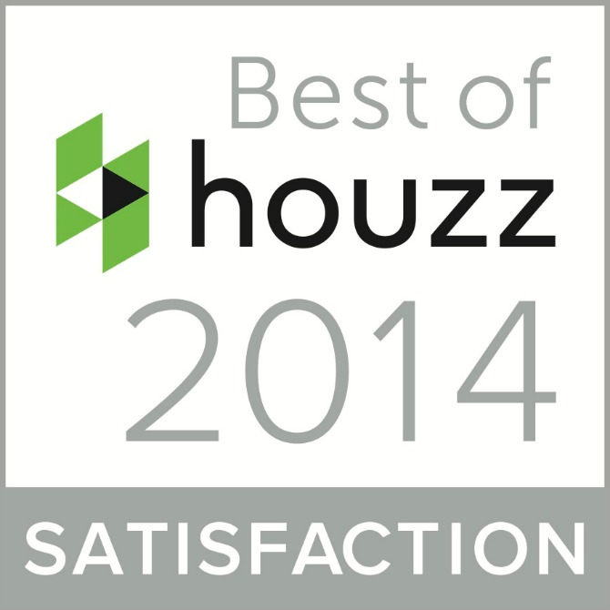 Best of Houzz Award 2014 Customer Satisfaction - Baltimore, Maryland & Washington DC