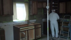 HGTV Cabinets Refinishing