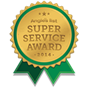 Angie's List Super Service Award 2014 - Pennsylvania Refacing Cabinets