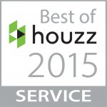 Best Of Houzz 2015 Service Award - Custom Kitchen Cabinets Maryland