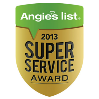 Kitchen Cabinets Maryland - 2013 Angie's List Super Service Award