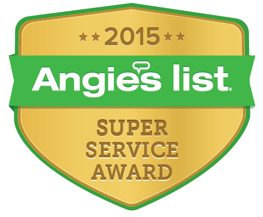 Angie's List Super Service Award Winner 2015- Cabinet Refacing Company in Maryland