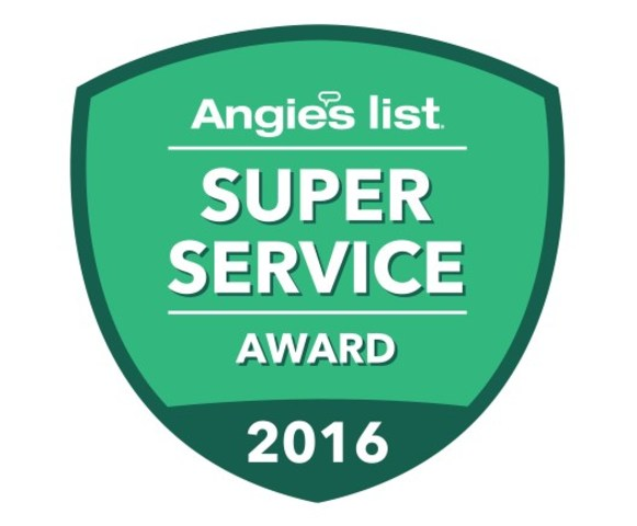 Angie's List Super Service Award 2016 - Maryland Cabinet Restoration Company